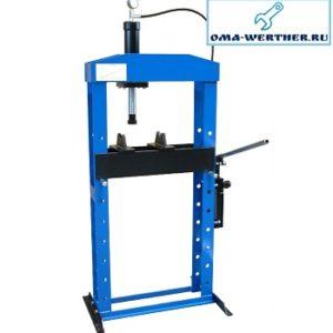 OMA 651B PR10PM Пресс гидравлический 10 т Werther
