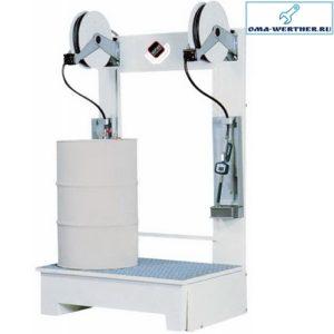 1759.2K APAC Система для раздачи масла из бочек
